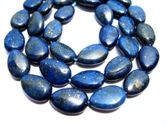 2strands 7x10 12x16mm genuine Lapis Lazulie Gemstone ,teardrop lapis bead drop peach jewelry bead