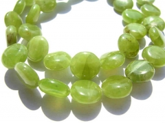 Peridot jewelry olive Chrysoprase beads gems Round disc coin roundel lemon green jewelry beads 8-16m