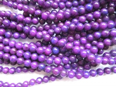 2strands 6\8\10\12mm Sugilit jasper purpe Jasper stone Round Ball Japser beads necklace gemstone loose beads